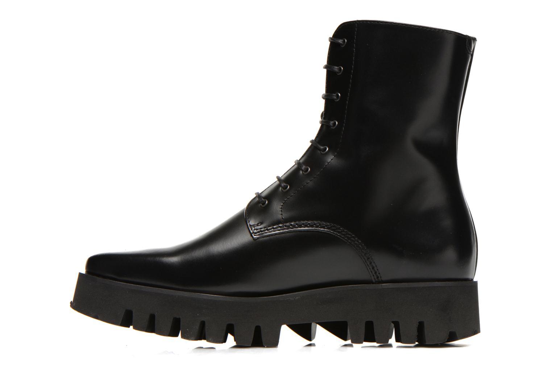 Boots en enkellaarsjes Swear Nina 4 Zwart voorkant
