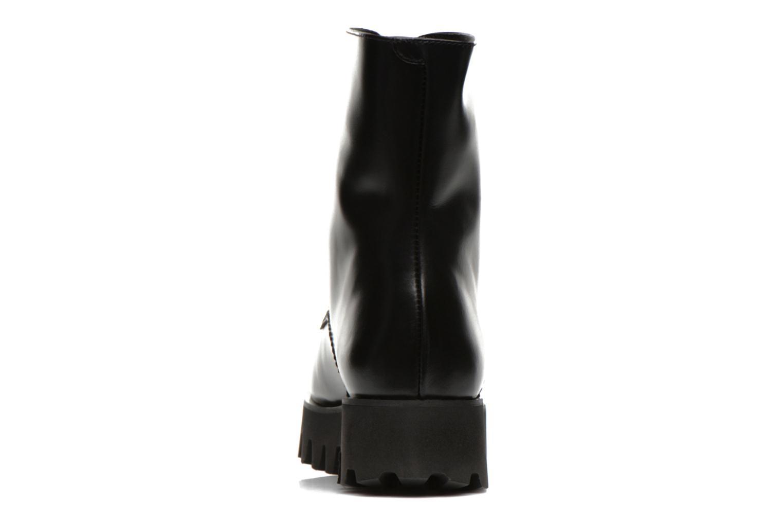 Nina 4 Black polido