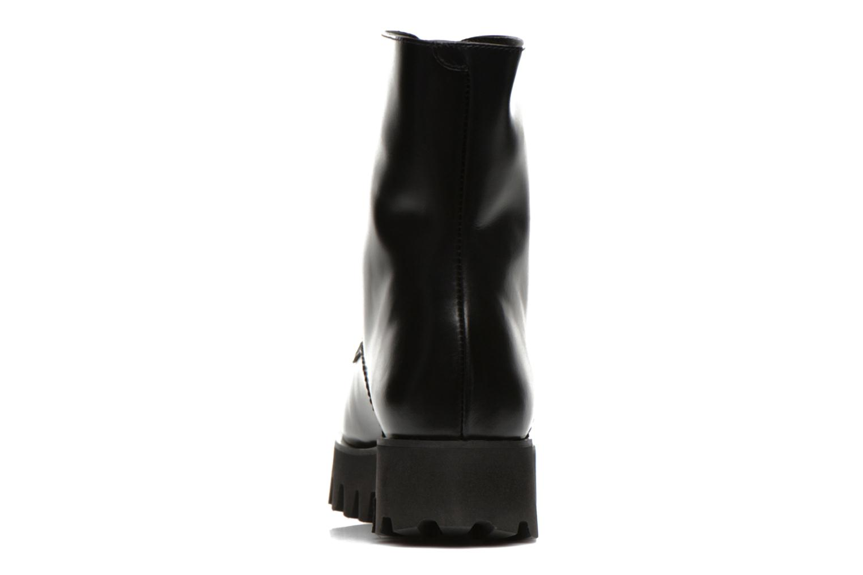 Boots en enkellaarsjes Swear Nina 4 Zwart rechts