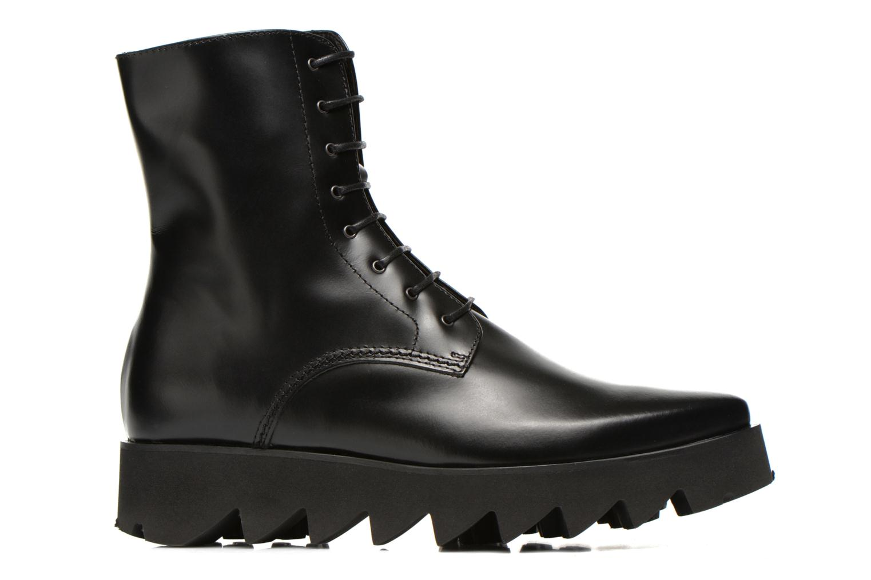 Boots en enkellaarsjes Swear Nina 4 Zwart achterkant