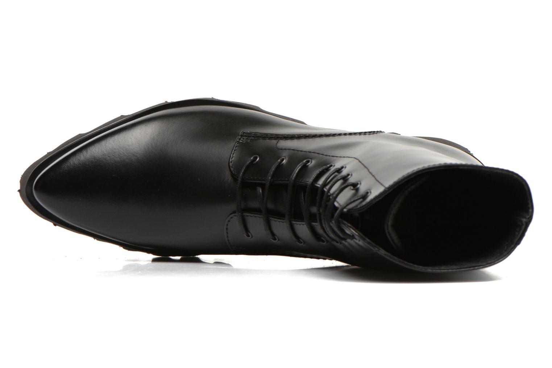 Boots en enkellaarsjes Swear Nina 4 Zwart links