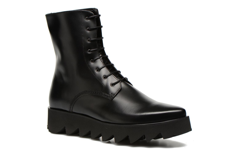 Boots en enkellaarsjes Swear Nina 4 Zwart detail