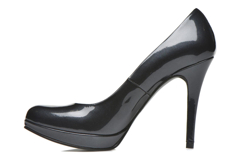 Zapatos de tacón Anna Volodia Copla Negro vista de frente