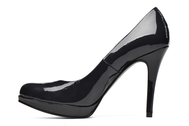 Zapatos de tacón Anna Volodia Copla Azul vista de frente