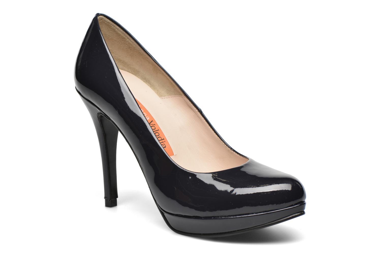 Zapatos de tacón Anna Volodia Copla Azul vista de detalle / par