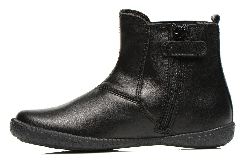 Bottines et boots Naturino Adelina 4043 Noir vue face