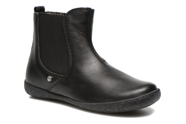 Bottines et boots Naturino Adelina 4043 Noir vue détail/paire