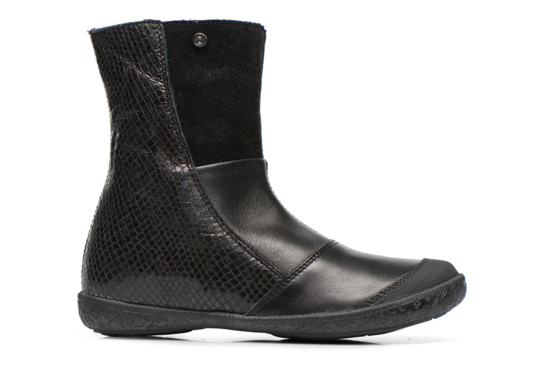 Bottines et boots Naturino Adela 4045 Noir vue derrière