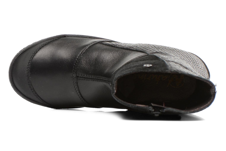 Bottines et boots Naturino Adela 4045 Noir vue gauche