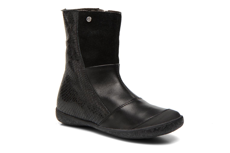 Bottines et boots Naturino Adela 4045 Noir vue détail/paire