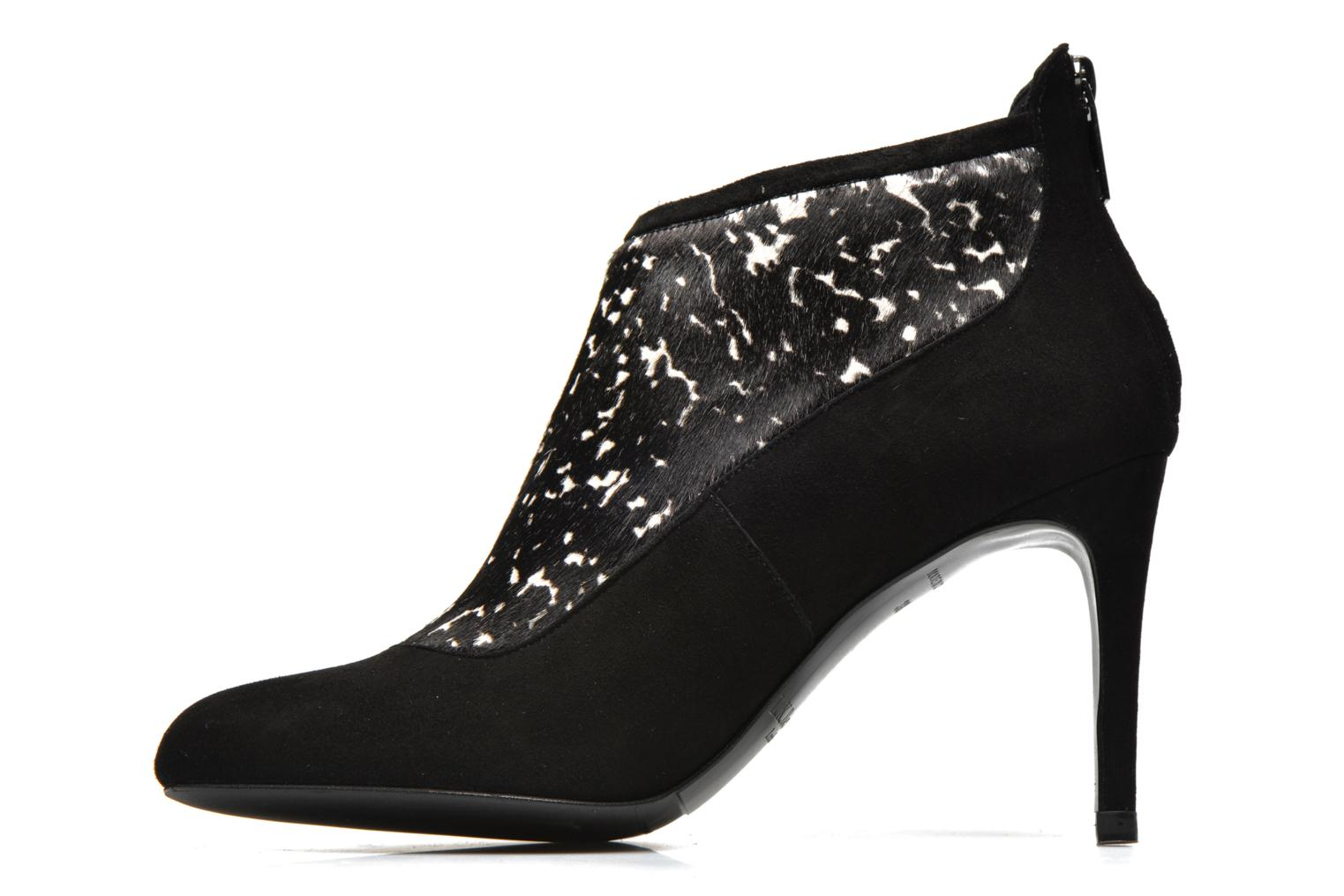 Ankle boots L.K. Bennett Vicky Black front view