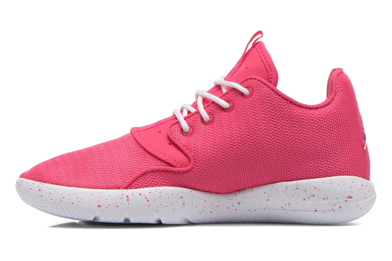 Sneaker Jordan Jordan Eclipse Gg rosa ansicht von vorne