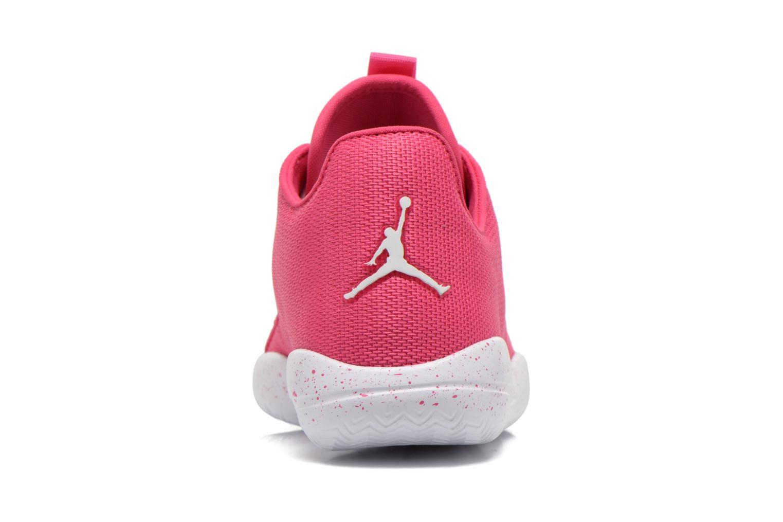 Sneaker Jordan Jordan Eclipse Gg rosa ansicht von rechts