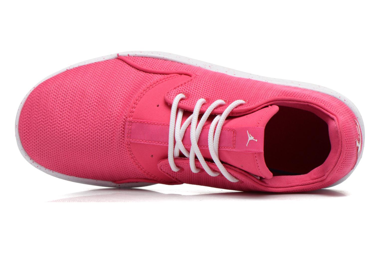Sneaker Jordan Jordan Eclipse Gg rosa ansicht von links