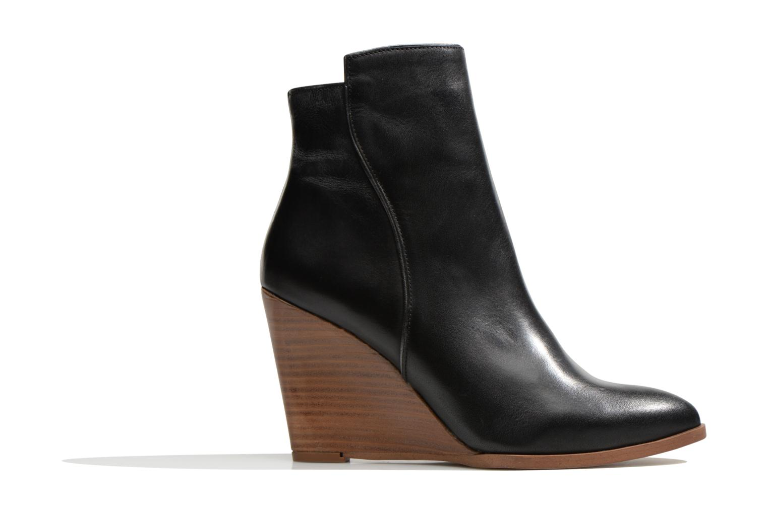 Boots Camp #11 Surf noir + piping olympo