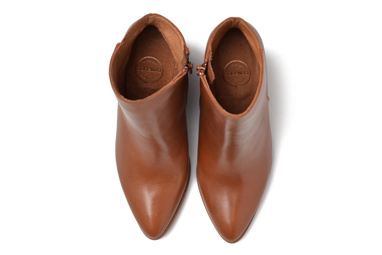 Bottines et boots Made by SARENZA Toundra Girl Bottines à Talons #12 Marron vue portées chaussures