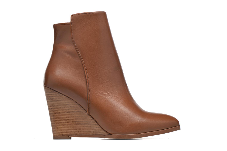 Bottines et boots Made by SARENZA Toundra Girl Bottines à Talons #12 Marron vue détail/paire