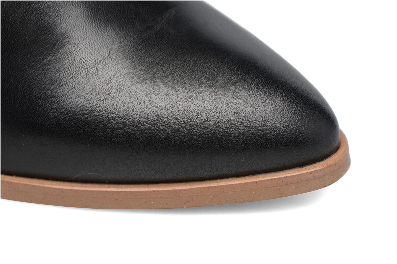 Bottines et boots Made by SARENZA Toundra Girl Bottines à Talons #12 Noir vue gauche