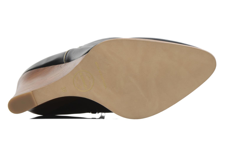 Bottines et boots Made by SARENZA Toundra Girl Bottines à Talons #12 Noir vue haut