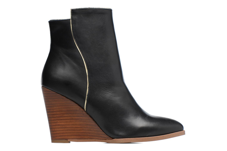Bottines et boots Made by SARENZA Toundra Girl Bottines à Talons #12 Noir vue détail/paire