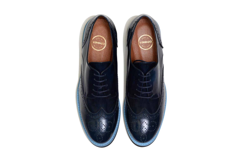 Schnürschuhe Made by SARENZA Busy Girl Chaussures à Lacets #3 blau schuhe getragen