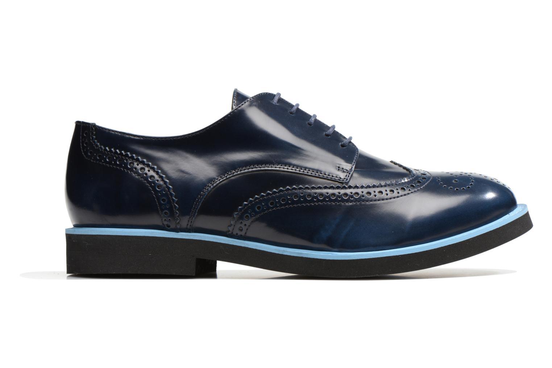 Zapatos con cordones Made by SARENZA Partygloo #3 Azul vista de detalle / par