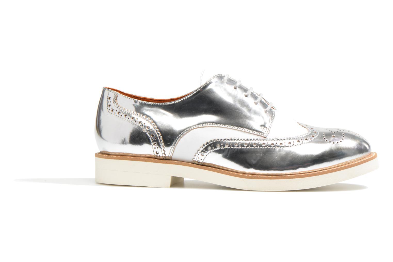 Zapatos con cordones Made by SARENZA Busy Girl Chaussures à Lacets #3 Plateado vista de detalle / par