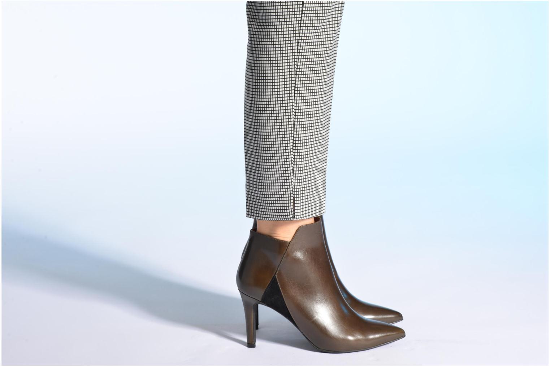 Stiefeletten & Boots Made by SARENZA Pop Party #8 grün ansicht von unten / tasche getragen