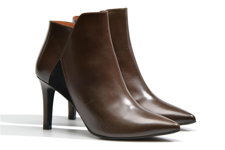 Stiefeletten & Boots Made by SARENZA Pop Party #8 grün ansicht von hinten