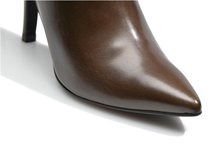 Stiefeletten & Boots Made by SARENZA Pop Party #8 grün ansicht von oben
