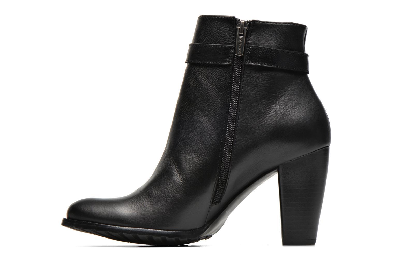 Bottines et boots Karston Gladou Noir vue face