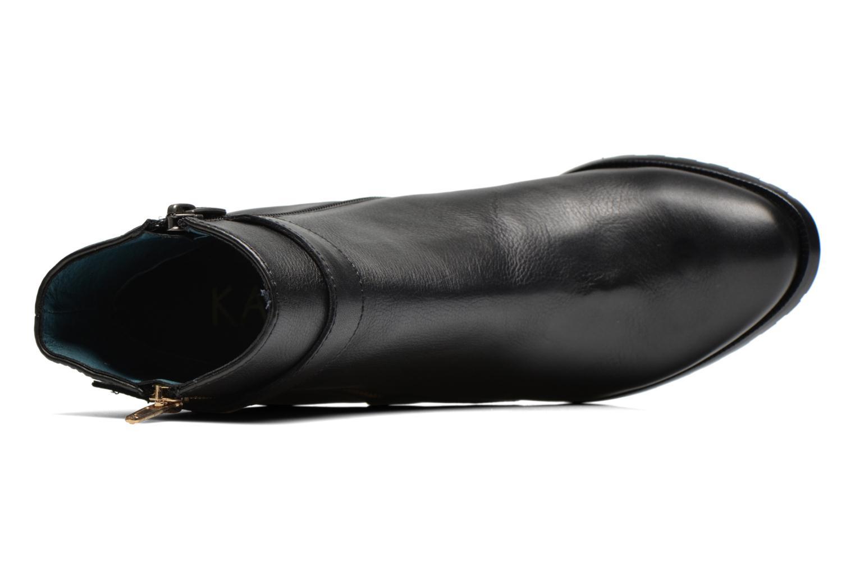 Bottines et boots Karston Gladou Noir vue gauche