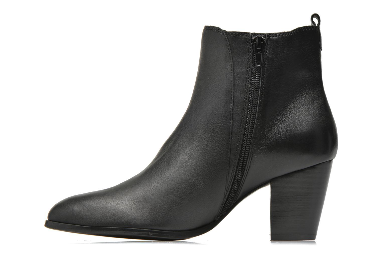 Stiefeletten & Boots Karston Oblada schwarz ansicht von vorne