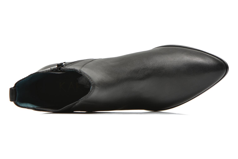 Stiefeletten & Boots Karston Oblada schwarz ansicht von links