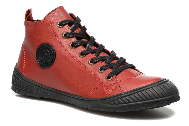 Sneaker Pataugas RockerN rot detaillierte ansicht/modell