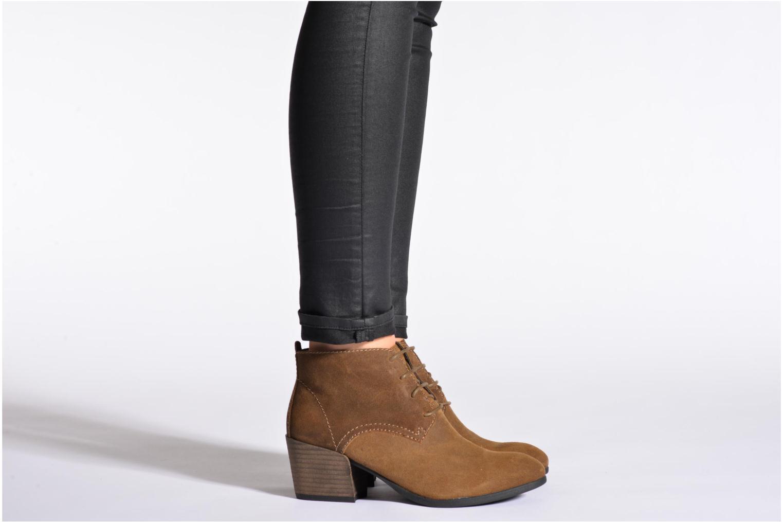 Boots en enkellaarsjes Madison Vechou Bruin onder