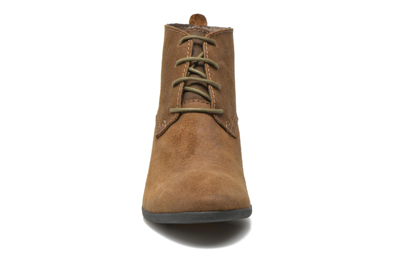 Boots en enkellaarsjes Madison Vechou Bruin model