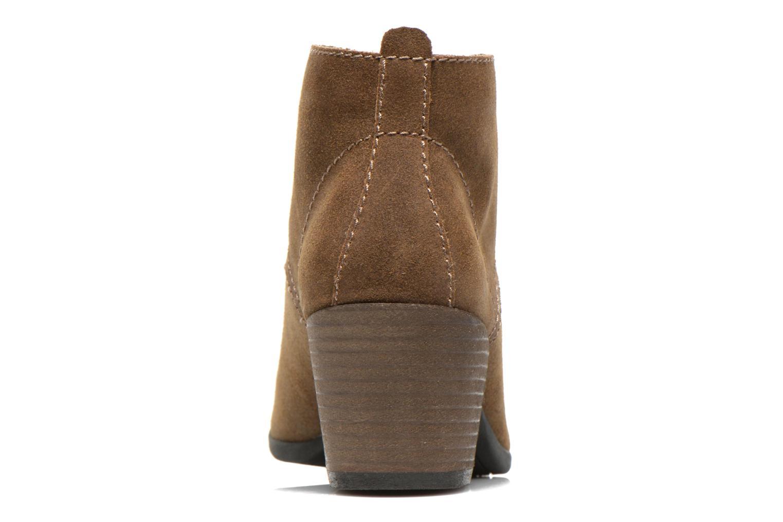 Boots en enkellaarsjes Madison Vechou Bruin rechts