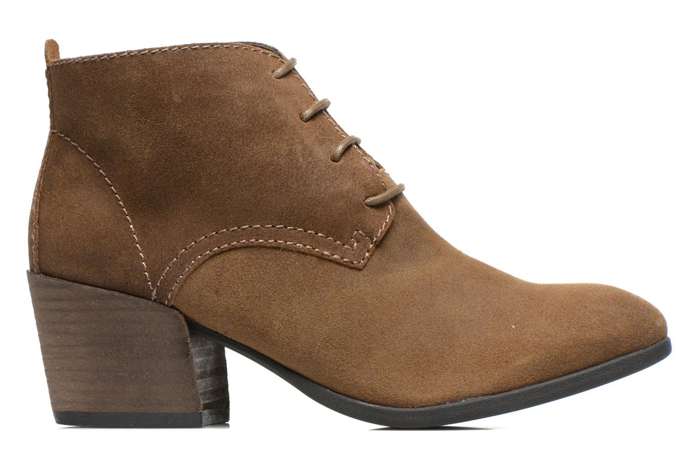 Boots en enkellaarsjes Madison Vechou Bruin achterkant