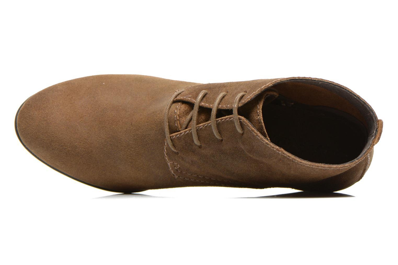 Boots en enkellaarsjes Madison Vechou Bruin links