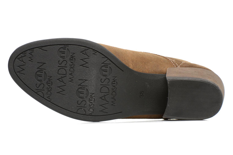 Boots en enkellaarsjes Madison Vechou Bruin boven