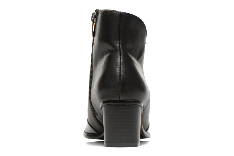 Bottines et boots Madison Ayanda Verni NOIRVo NOIR Noir vue droite