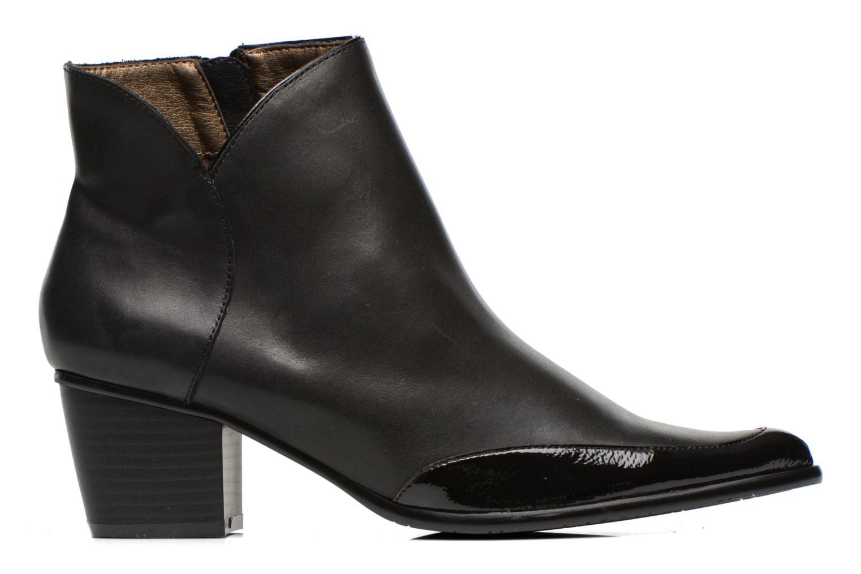 Bottines et boots Madison Ayanda Verni NOIRVo NOIR Noir vue derrière