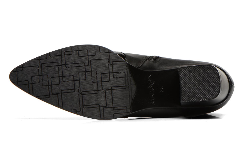 Stiefeletten & Boots Madison Ayanda Verni NOIRVo NOIR schwarz ansicht von oben