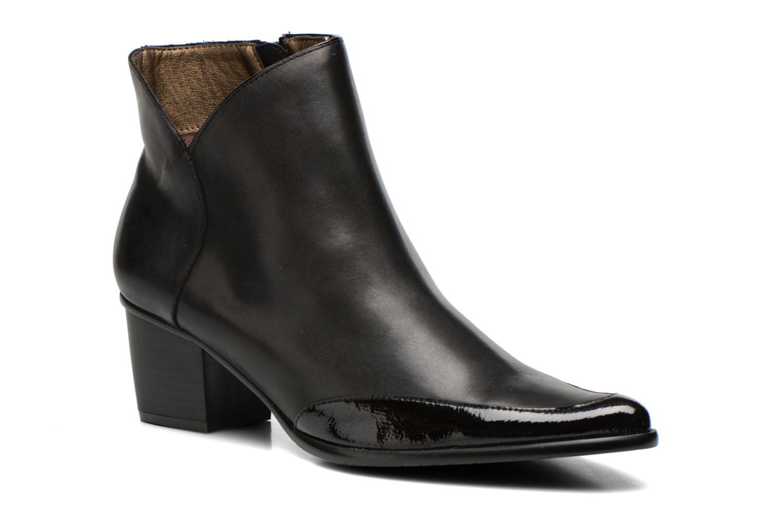 Bottines et boots Madison Ayanda Verni NOIRVo NOIR Noir vue détail/paire