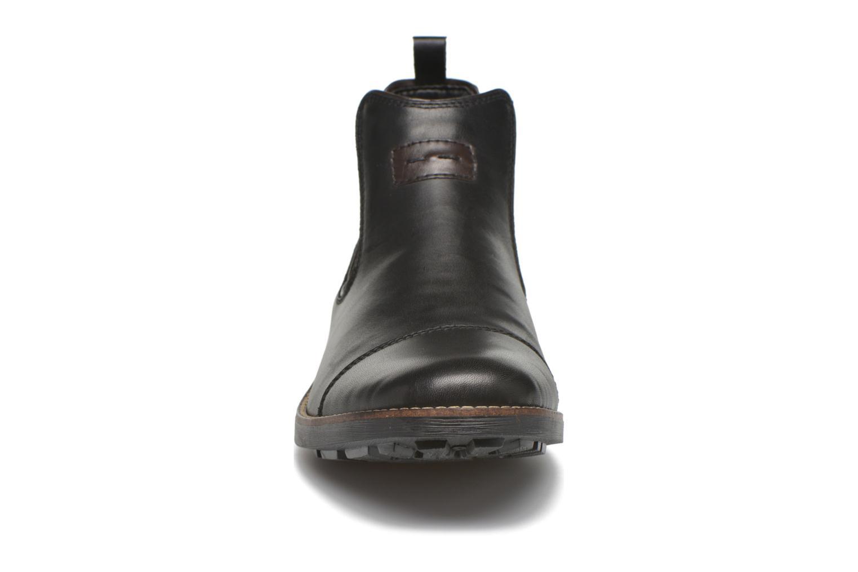 Bottines et boots Rieker Five 36063 Noir vue portées chaussures