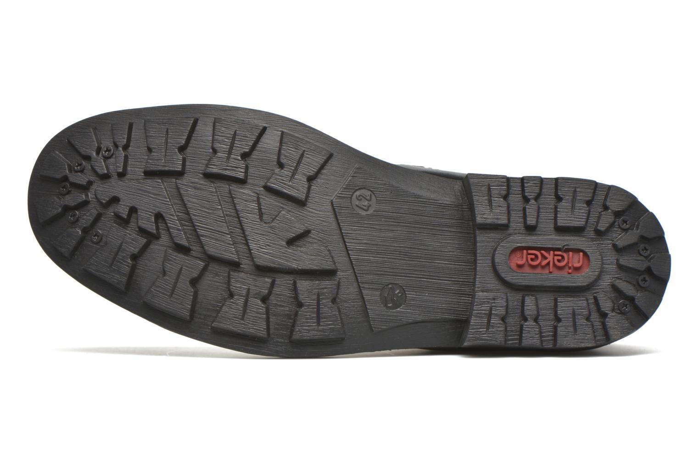 Bottines et boots Rieker Five 36063 Noir vue haut