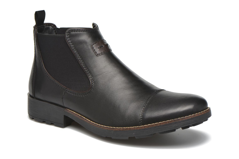Bottines et boots Rieker Five 36063 Noir vue détail/paire