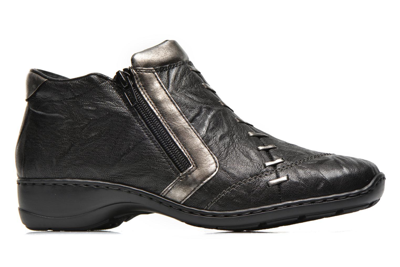 Bottines et boots Rieker Vica 58360 Noir vue derrière