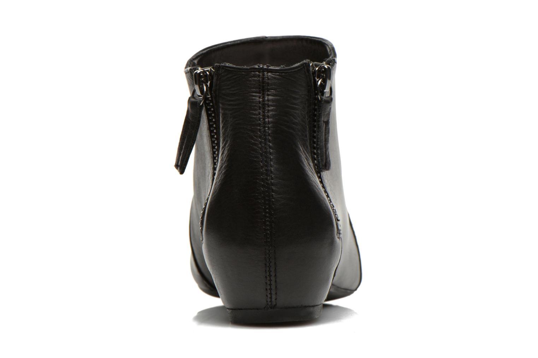 Bottines et boots Unisa Astor Noir vue droite